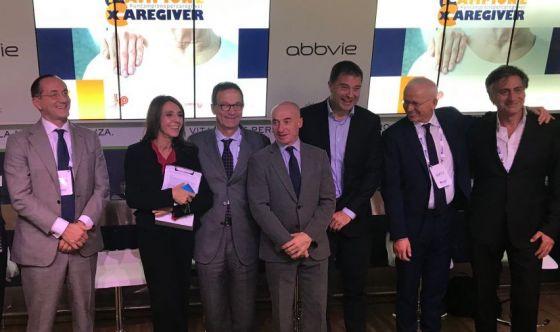 Chechi e Rossi insieme per il Parkinson