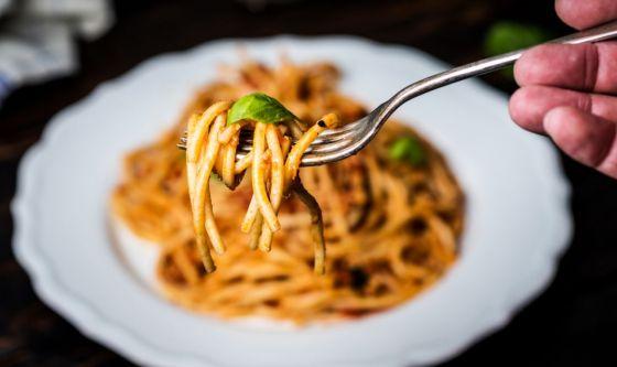 Tutta la salute di un piatto di pasta
