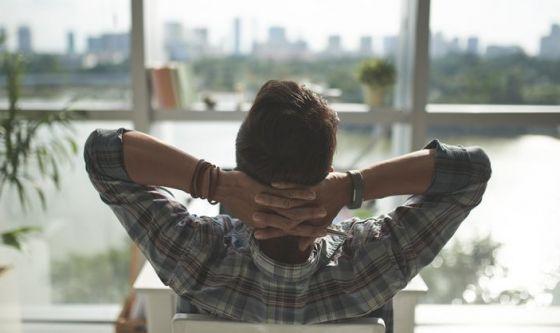 Una pausa durante il lavoro aiuta la produttività