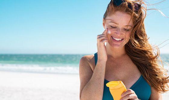 Abbronzatura: le regole per chi ha la pelle chiarissima