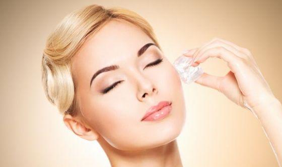 Rituali dissetanti per il viso