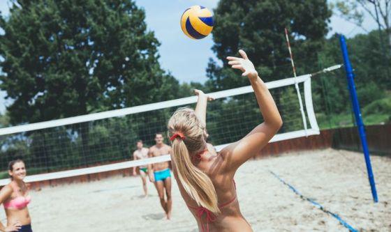 Sport sotto il sole? Ricordati di proteggere la pelle