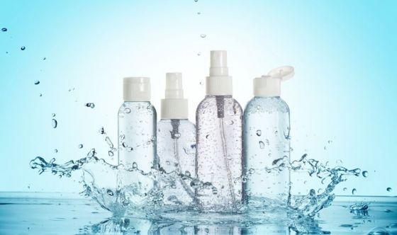 Viso, corpo e capelli rigenerati con i prodotti micellari