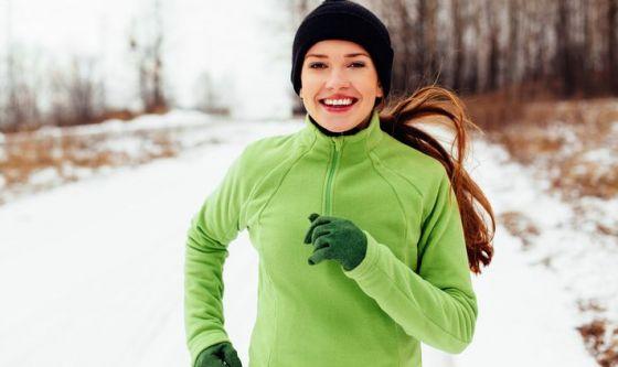 Pelle sensibile: lo sport all'aria aperta può peggiorarla