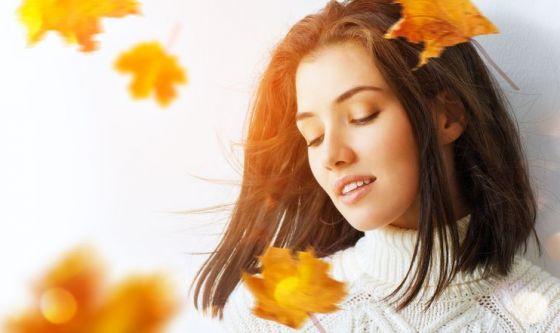 Pelle e autunno:sì alle vitamine con integratori e iniezioni