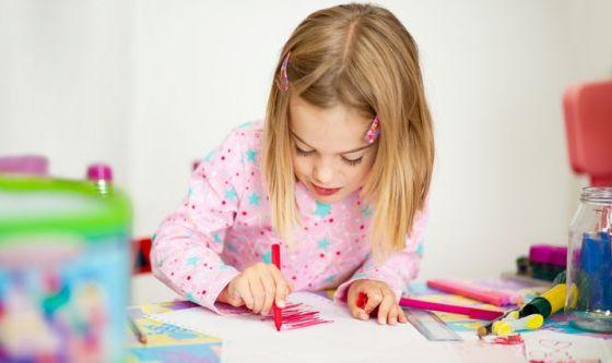Colorare: un gioco che aiuta a crescere