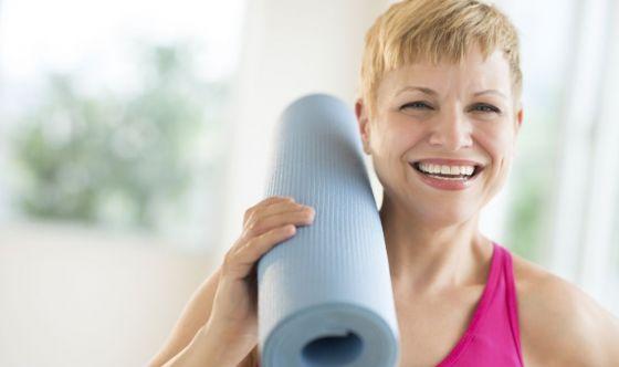 Perdere peso per gestire le vampate di calore