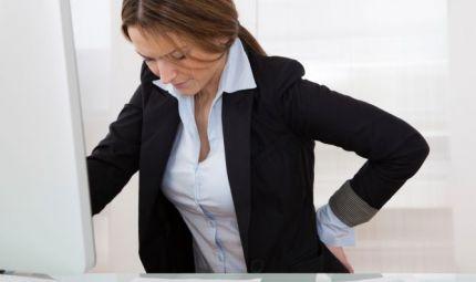 Per una persona su 5 il mal di schiena dura più di 3 mesi