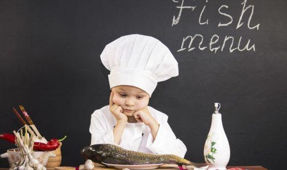 Non il solito pesce: ai bambini servitelo così