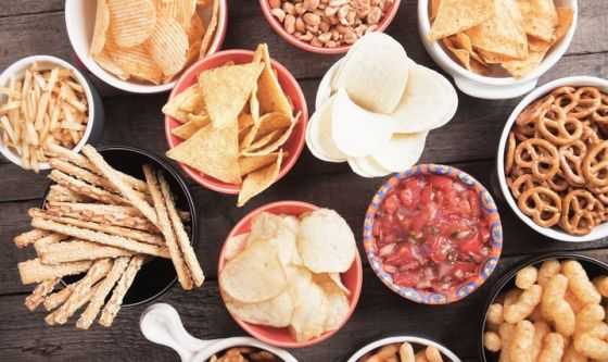 Distinguere fra pasto e snack