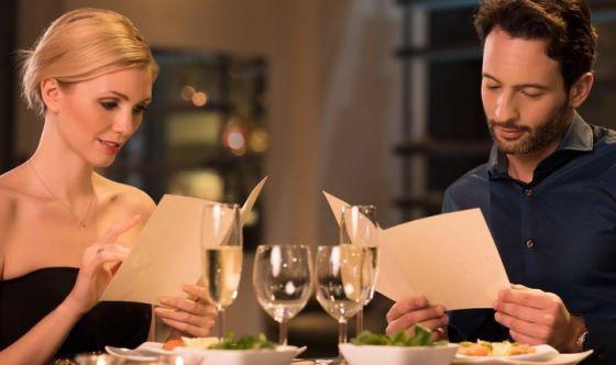 Il corteggiamento passa anche dalla tavola
