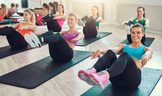 Aerobic Pilates, un modo divertente per fare esercizio