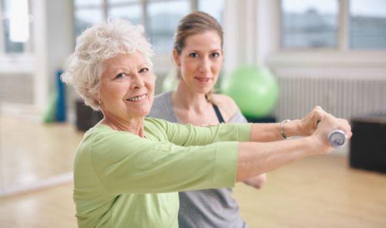 Pilates, uno sport adatto anche agli anziani
