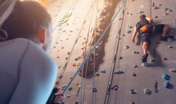 Il Pilates per aiutare gli scalatori