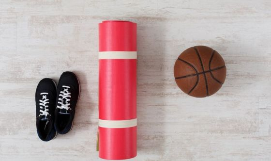 Il Pilates per i giocatori di basket