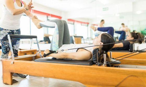 Pilates ed esercizio in palestra: qual è più efficace?
