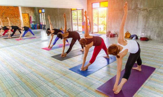 Inferno Hot Pilates, la pratica ad altissime temperature