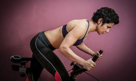 Fare Pilates anche sulla bicicletta?