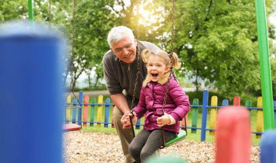 Nonni a rischio: non si proteggono dal rischio di polmonite