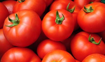 Pomodori riciclati come materiali per le auto