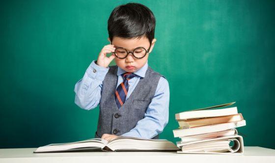 Il bambino è troppo intelligente? Ecco cosa fare