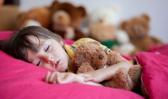 Narcolessia nei bambini: una malattia seria