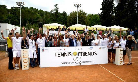 Torna Tennis e Friends
