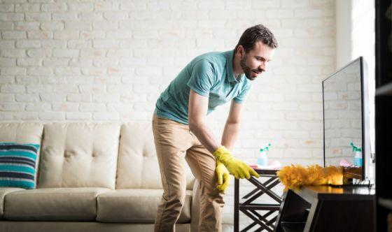 Ossessione del pulito, cosa nasconde?