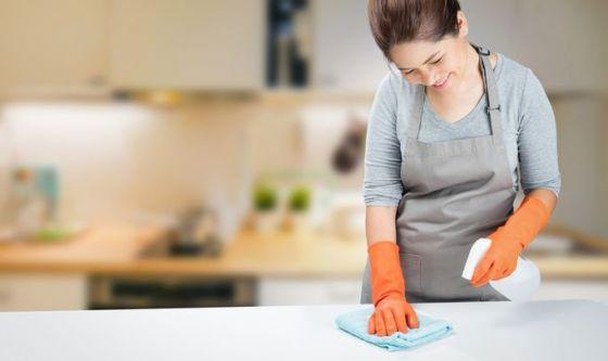 Nocivo può essere l'uso dei prodotti per le pulizie di casa