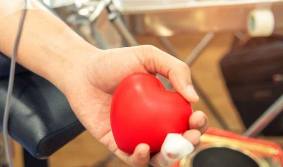 Covid 19, calano le donazioni di plasma