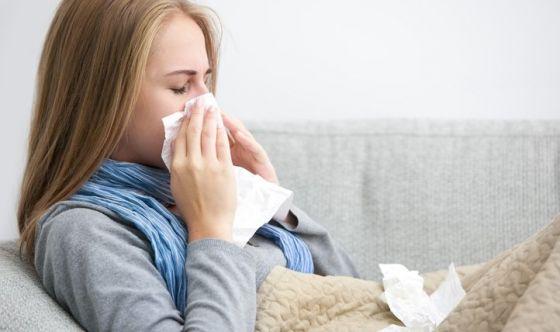 Bloccare il raffreddore disattivando una proteina