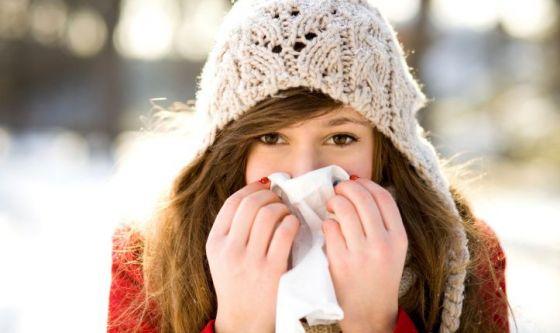 Freddo e raffreddore, legame confermato