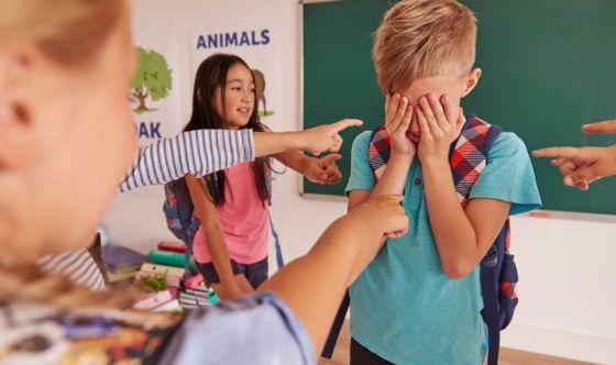 Balbuzienti tre volte più a rischio di bullismo a scuola