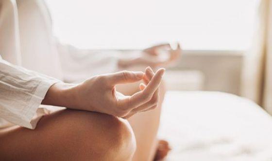 Una meditazione per una mente felice