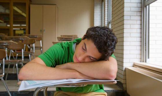 Comportamenti a rischio con poco sonno