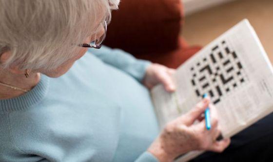 Un buono stile di vita per ridurre il rischio di demenza