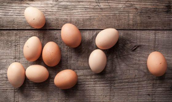 Consumo di uova e salute del cuore