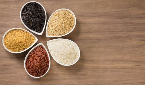 Il riso integrale può contribuire a ridurre l'infiammazione