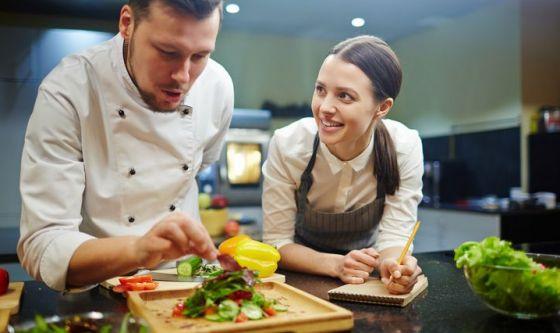 Chef e ristoratori scelgono materie prime green e bio