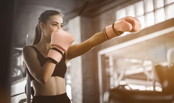 Tenersi in forma con la Fit boxe