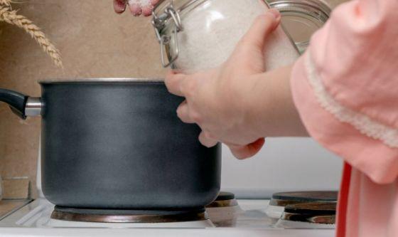 Meno sale, più salute