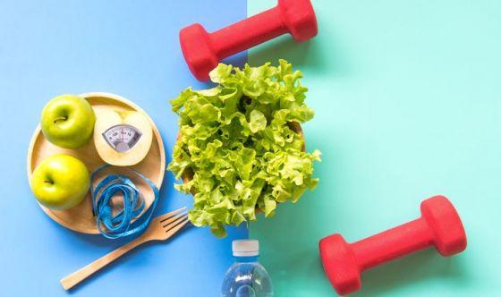 Italiani: attenti alla dieta meno allo sport