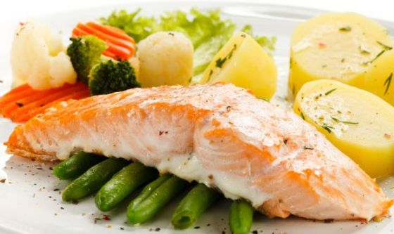 La salute della pelle dipende dall'alimentazione