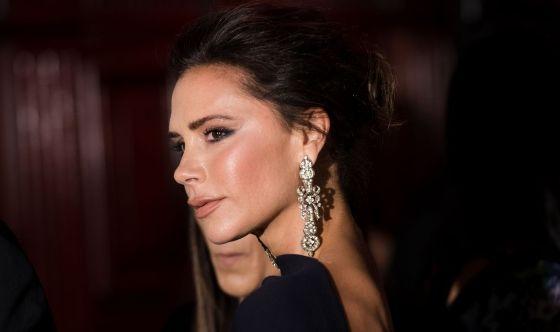 Victoria Beckham bella