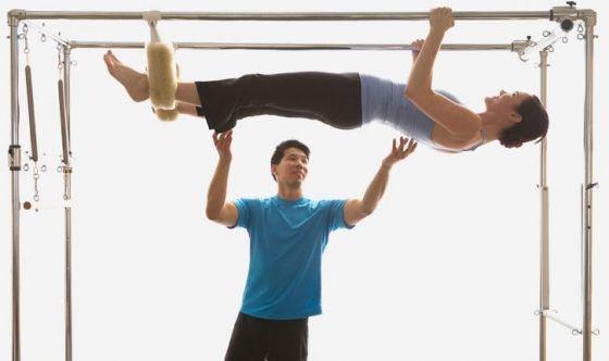 Mal di schiena? Ci pensa il Pilates