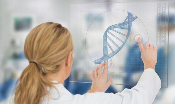 Scoperto metodo per tagliare il virus dell'HIV dal DNA