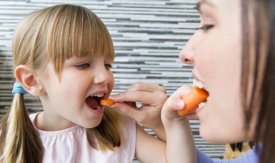 Alimentazione nell'infanzia e sviluppo del cancro al seno