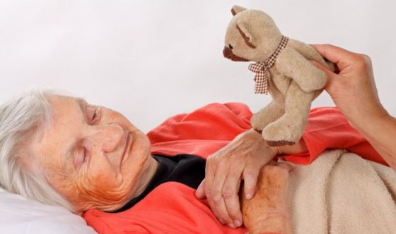 Interventi sensoriali nei pazienti con demenza