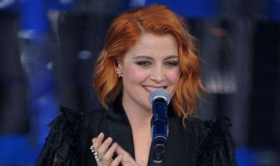 Le onde di Noemi al Festival di Sanremo