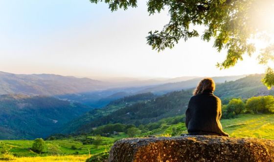 Silenzio per dimagrire, dieta vegetariana per vivere a lungo